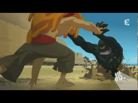 Wakfu-Goultard & Groovy Vs Rushu [Eng Sub] (HD)
