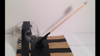 How To Make A Easy Office Supplies Catapult!
