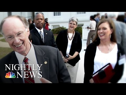 Alabama Governor Announces Resignation As Impeachment Looms | NBC Nightly News