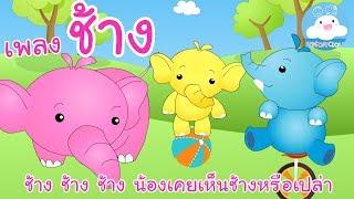 เพลงช้าง ช้างๆๆ น้องเคยเห็นช้างหรือเปล่า by KidsOnCloud