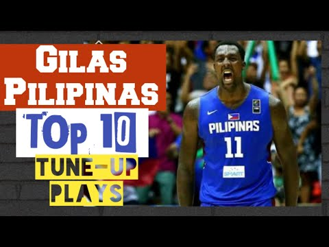 Gilas Pilipinas Top 10 Best Tune-Up Plays 2014*