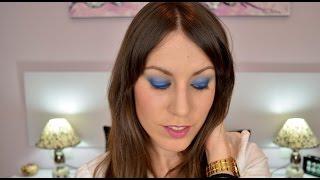 Maquillaje | Ahumado sencillo en Azul