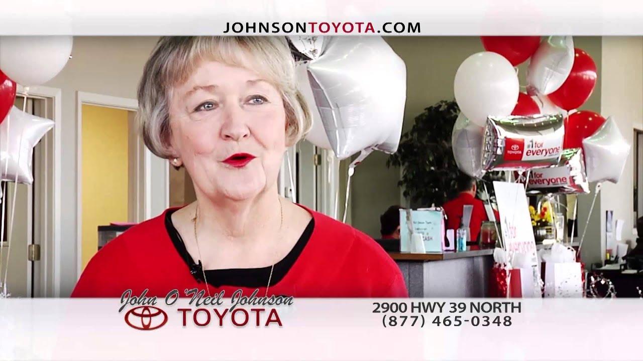 Happy Customers  John Ou0027Neil Johnson Toyota Meridian MS