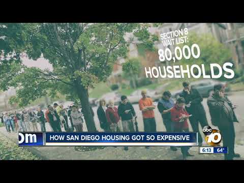 Making It in San Diego: How San Diego housing got so expensive
