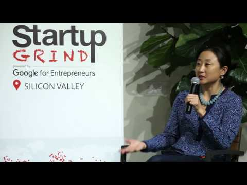 Christine Tsai, (500 Startups) at Startup Grind Silicon Valley