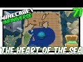 """Finding The Heart Of The Sea"" [71] Minecraft Bedrock Infiniverse"