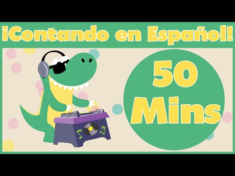Counting Songs in Spanish! | 50 Minutes of Nursery Rhymes by Baby Genius!