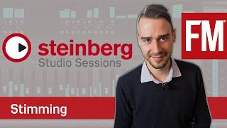 Steinberg Studio Sessions S02EP5 - Stimming