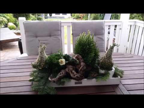 10 weihnachtliche deko ideen b rbel s wohn deko ideen youtube. Black Bedroom Furniture Sets. Home Design Ideas