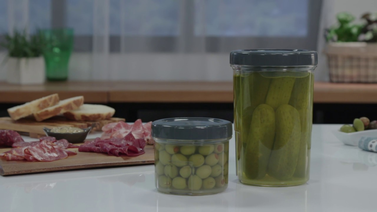 Lock & Lock Pickle Jar (94497 & 94498)