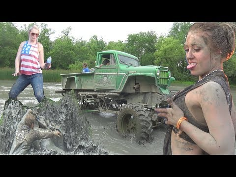 POWERLINE PARK OHIO MEMORIAL DAY WEEKEND 2017 PT 5...MORE HILL CLIMBING