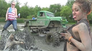 POWERLINE PARK OHIO MEMORIAL DAY WEEKEND 2017 PT 5...MORE HILL…