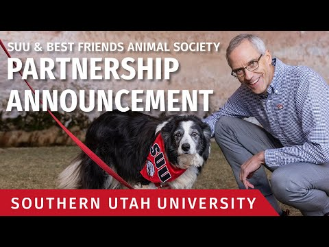 Pet Central - Southern Utah U teaches students how to run a no-kill animal shelter