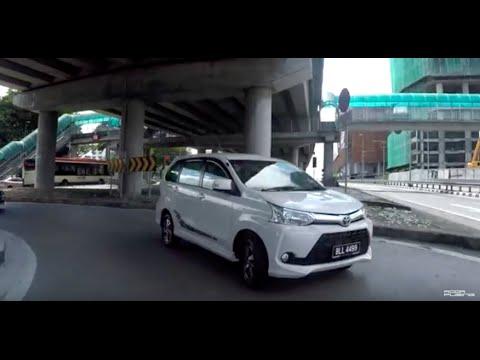 Toyota Avanza 1.5S 2016 - Roda Pusing Review