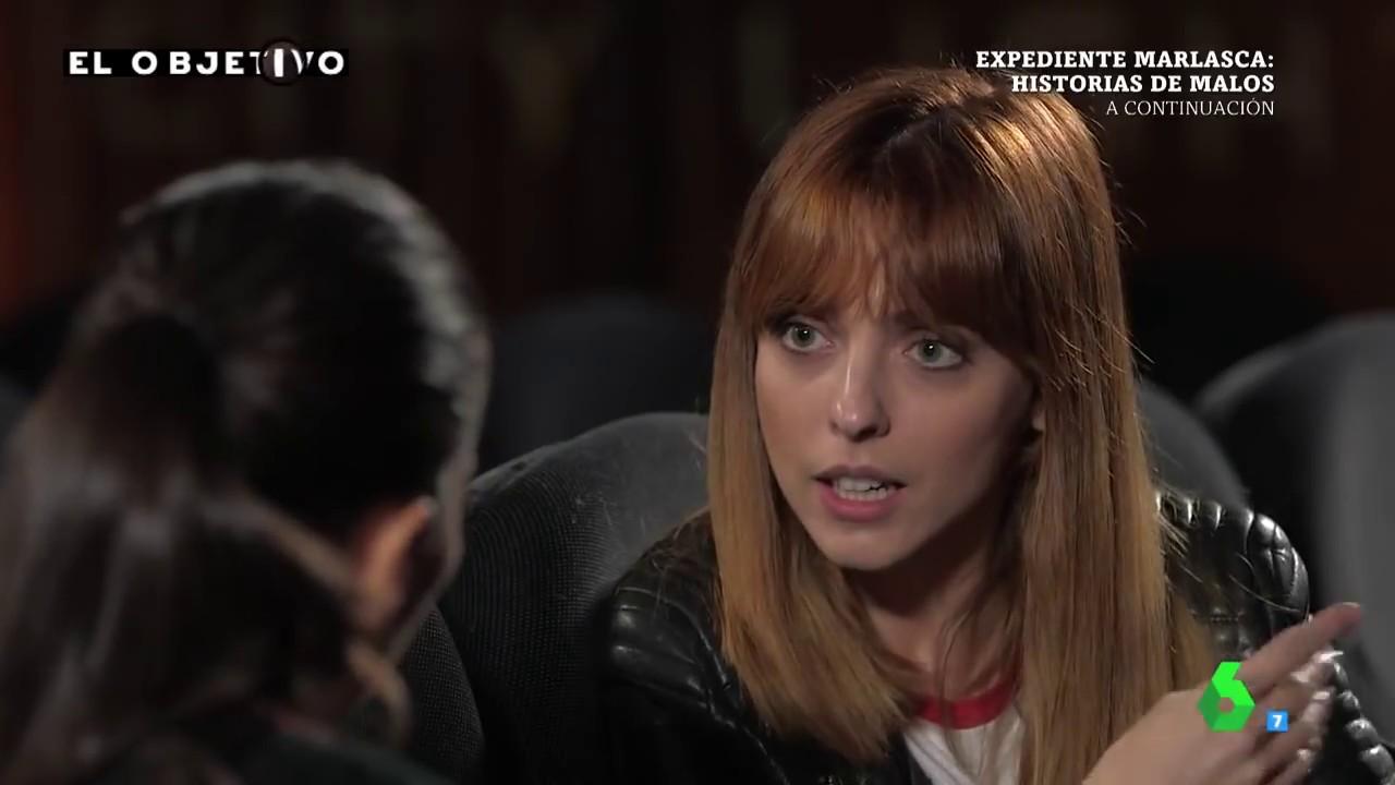"""Alexandra Jimenez Tetas leticia dolera: """"un director me tocó una teta en una fiesta de fin de  rodaje y nadie hizo nada"""""""