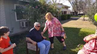 76 years old sees color for the first time!! - #EnChroma Glasses