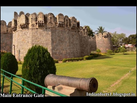 Golconda Fort, GolKonda Fort, Qutub Shahi Tombs, Hyderabad, Indian Forts, Andhra Pradesh, Telangana