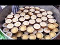 Cup Cake - Asian Street Food, Fast Food Street in Asia, Cambodian Street food #196