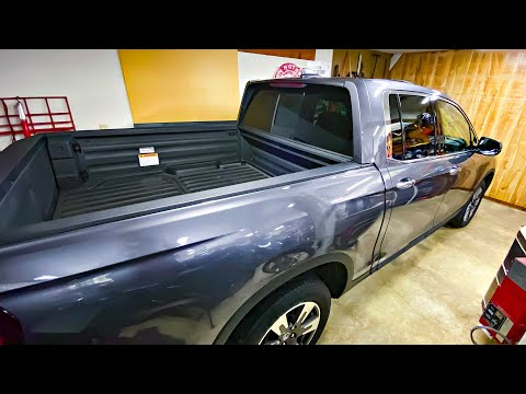 New Honda Ridgeline!! • Spent All Day On It..! | TheSmoaks Vlog_1477
