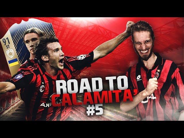 Road To Calamità #5: Lusignolo! [Fifa 18]