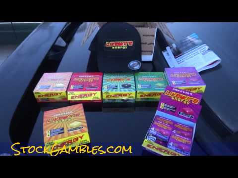 FREE Livewire Energy Chews for Stock Traders FREE till Wed