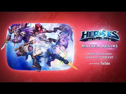 The Mayhem Begins - YouTube Launch Event