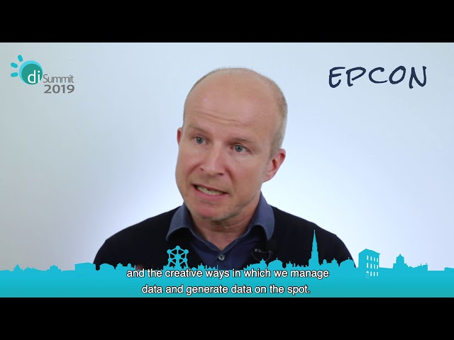 diSummit & AI-Awards : Interview with Vincent Meurrens CEO of Epcon