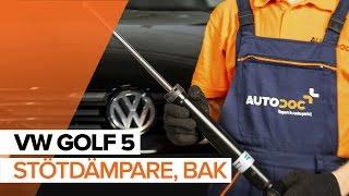 Se vår videoguide om felsökning för Fjäderben VW