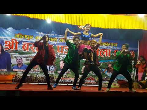 Funk Fusion Dance Academy - Thamel Bazar Dance Video