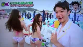 【インスタ女子】ナイトプールでバカ騒ぎする若者たち☆2018楽しけりゃ何でも良い! thumbnail