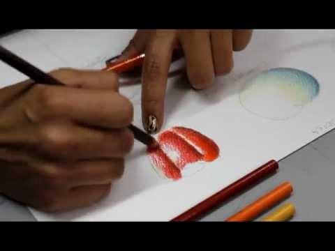 T cnica l pices de colores clase 14 mayo youtube - Colores para colorear ...