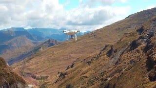 Rilievo di una Cava con DRONE: Workflow