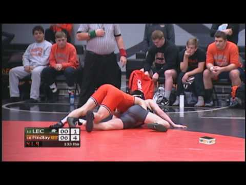 UF Wrestling v. Lake Erie College