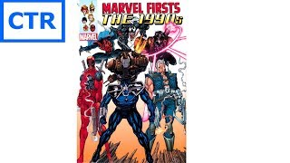 Marvel Firsts The 1990s Marvel Omnibus Review Hardcover Book Marvel Comics