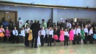 Танцы начинающих 2011g   2 танца Latvija Dance