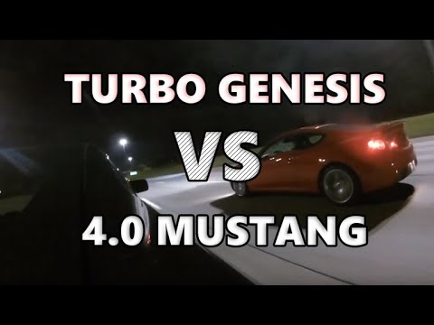 Smartass Garage - Turbo Genesis getting gapped