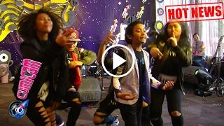 Nino Launching Single Perdana 'Love In Kamu' di Ultah Cinta - Cumicam 04 Februari 2017