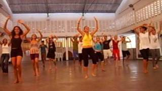 Coreografia Magalenha