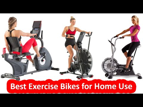 Top 9 Exercise Bikes 2020 Best Exercise Bikes for Home Use