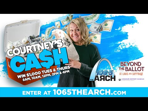 Win Courtney's Cash!