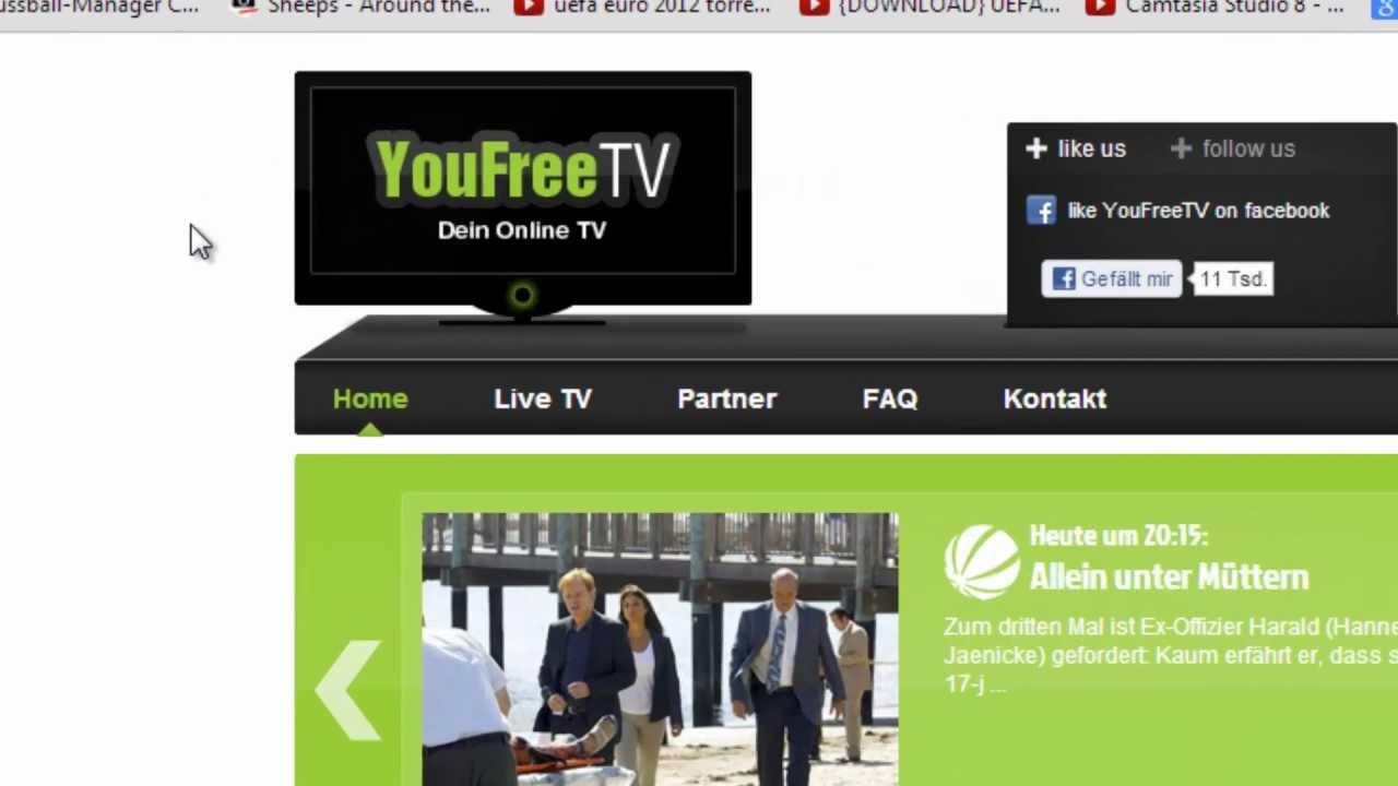 Fernsehen über Pc Kostenlos