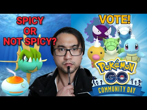 HOW TO VOTE FOR YOUR COMMUNITY DAY Pokemon GO !