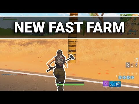 Fortnite: The Best Way to Fast Farm in Season 5 (Advanced Tips)