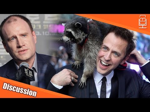 Marvel Studios in talk with Disney to Rehire James Gunn or not?