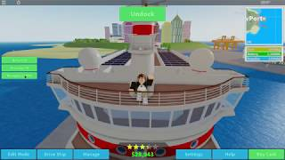 Exploring the S.S. Excalibur!! | Roblox!!