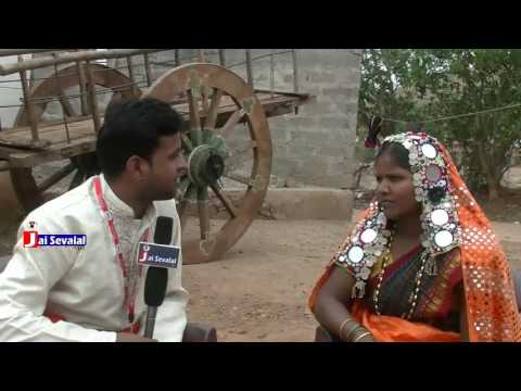 Jai Sevalal  TV Banjara's || Seva Bhajan's Savitri bai, Gadag, Karnataka