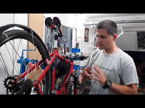 Kako menjati brzine na biciklu? [0058]