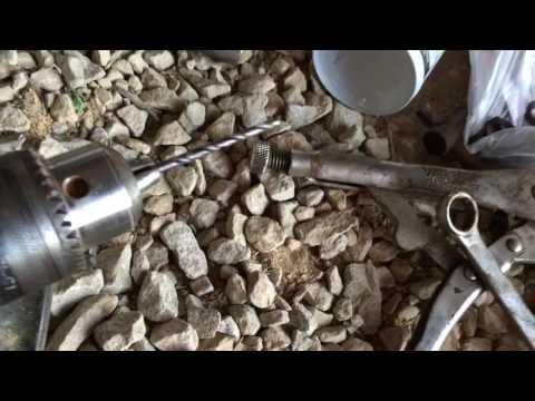 Change wheel bolt pattern