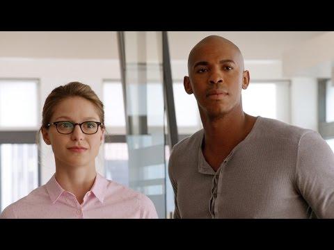 Supergirl: Mehcad Brooks James Olsen Season 1   NYCC 2015