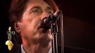 Roxy Music - Do The Strand (Live 8 2005)